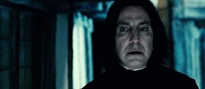 邪惡&正義石內卜,其實他私底下是一位很成功的演員-艾倫·瑞克曼