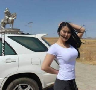 今天終於見識到…蒙古國正妹也可以這樣讓人「欲罷不能」