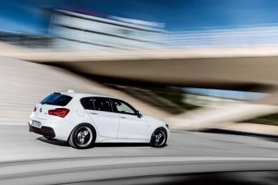 你是唯一BMW 1 Series換張帥氣臉