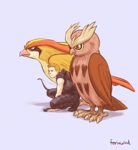 當復仇者聯盟遇見神奇寶貝...