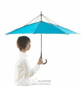 【好消息】雨傘終於進化了──── ゚∀゚ ────