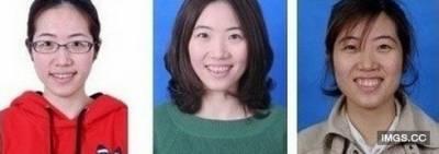 大學碩博連讀生照片大對比,有這麼正的女博士?!