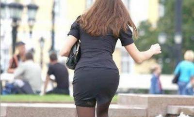 那個穿鏤空裝的美女,還好你不是我女朋友!