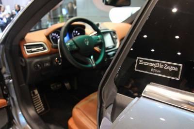 義式閃閃動人Maserati Ghibli Zegna