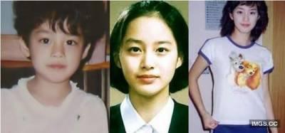 她們到底有沒有整過?韓女星童年照告訴你!