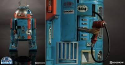 星際大戰《R2-D2》大玩變裝秀,R2-D2的cosplay怎麼萌萌噠~XD