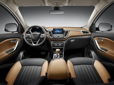 售價9.69萬元人民幣 SUV新標竿 東南DX7正式上市