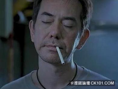 明星誰抽菸最帥?最後勝利的竟然是這位老師...
