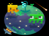 《Green the Planet》 帶領可愛的外星人來淨化每個星球