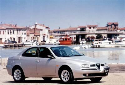 Alfa Romeo背棄傳統大豪賭 全新四門轎跑Giulia