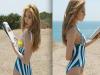 韓國小野馬「金泫雅」出道8年首次上圍失守!穿泳衣轉身後「亮點」竟然不小心....