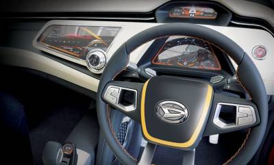 印尼車展概念首發 Daihatsu FX FT Concept