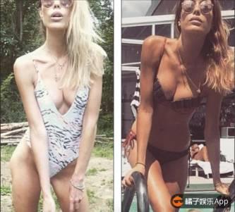 澳洲有一位美女竟然因為過瘦被歧視 罵翻天,看到照片我傻眼...這根本是人間極品!