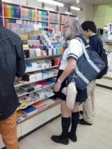 日本驚現超正半身美少女 牛奶小姐 !!