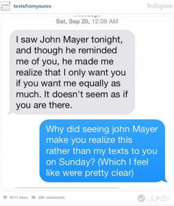 「別再半夜 喝醉時傳簡訊煩我了!」 10 則讓人大翻白眼的前男友簡訊,教你如何神回覆!