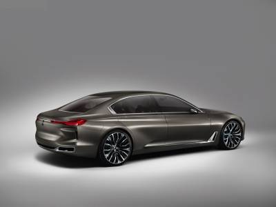 跳過8系列~~? BMW 9-Series Coupe