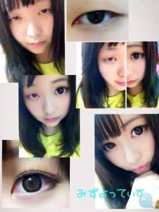 日本19歲女學生「みずよってぃー!」半素顏照公開