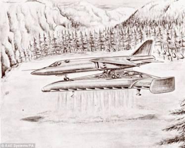 英國60年代超前發明:從跳躍吉普到太空飛機