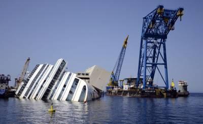 最昂貴海上搶救作業