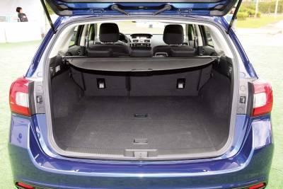 輕熟男旅行家駕到 Subaru Levorg