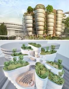 12大可持續綠色建築設計