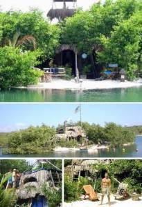 世界上八座奇異人造島