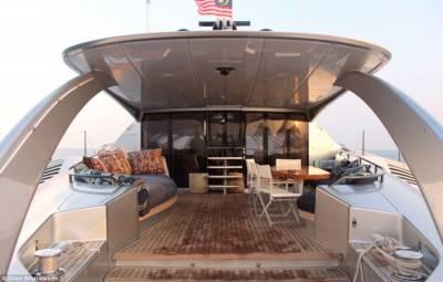 香港億萬富造超豪華遊艇