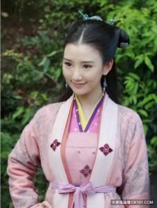 網友稱『新神雕俠侶造型根本錶陳妍希,其他人都美若天仙啊...』