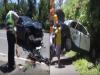 警察違規駕駛「撞爛」兩百多萬奧迪,車主差點嚇死!沒想到警察竟然是「這樣撞的」... 太扯了!