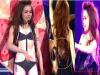 謝金燕台北跨年大秀「招牌美腿」引來全場高潮! 中途卻「拉鍊爆開」差點....超尷尬!!