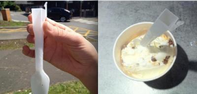 為何「麥當勞」冰炫風的湯匙是方形的?90 的人都不知道原因!沒想到竟然是「這種功能」太驚人了....