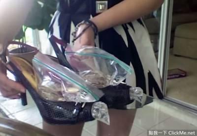 鞋子「太小號」穿不下別丟掉,不然錢都浪費了!賣鞋小姐透露:「重複這樣做」鞋子就變大啦...
