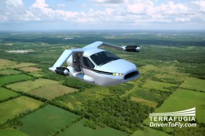 世界首款飛行汽車2015年上市:售價30萬美元