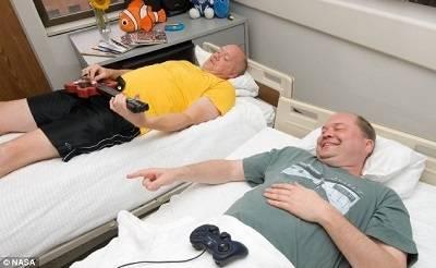 NASA招志願者 在床上躺70天月薪5000美元