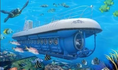 十大夢幻海底探險:亞特蘭蒂斯如失落樂園