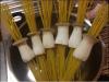 繼香腸之後,杏鮑菇也被安裝到義大利麵上啦 沒想到煮出來會是這副模樣 日本人真的是無極限