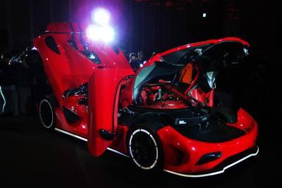 外星人造的車 Koenigsegg終於代理引進