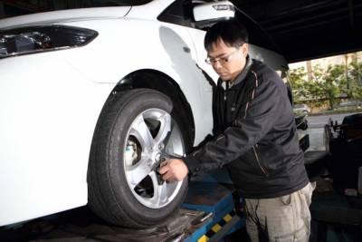 輪胎煞車不可忘 保安系統最重要