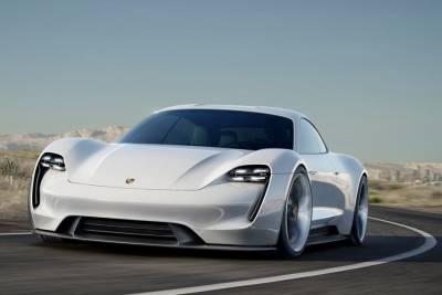 Porsche純電跑車『J1』預計2020年問世,最大馬力上看600匹!(附影)