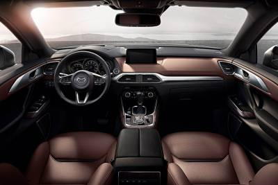 Mazda二代CX-9北美春季上市 台灣最快今年年底得見