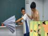 台灣高中生拍出真人版《花木蘭》「男子漢」歌曲片段,超低成本但超創意到位的詮釋讓我笑到肚子都痛了!