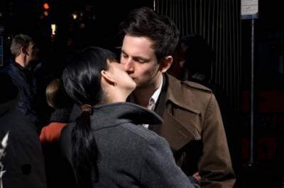 各年齡段男吻女趣聞記錄