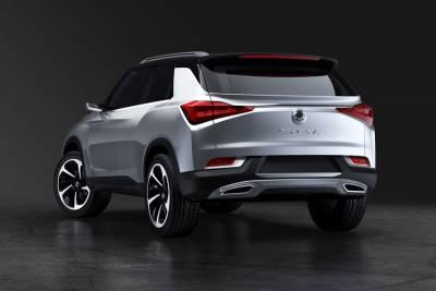 【日內瓦車展】SsangYong SIV-2 Concept正式於日內瓦車展亮相!繼Tivoli之後,原廠跨足SUV版圖的後起之秀!