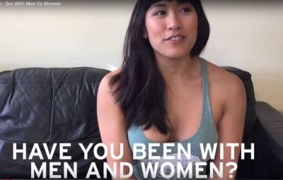 國外女網友闡述雙性戀與男女分別的性愛經驗談 沒想到對她而言竟然是「這種感覺」