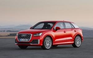 【日內瓦車展】Mini決鬥吧!Audi最小休旅『Q2』正式發表,車長僅4.2米,馬力最高190匹