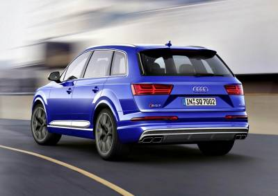 「三渦輪」電子增壓系統上身,Audi誓言讓「SQ7」TDI穩坐世界「最速」柴油休旅寶座!
