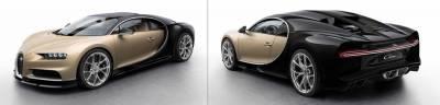 老闆,請問這「豬色」你滿意嗎?Bugatti原廠官網提供Chiron配色模擬服務!