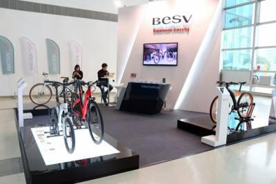 BESV e-Bike在高雄遊艇展首航 奢華登場