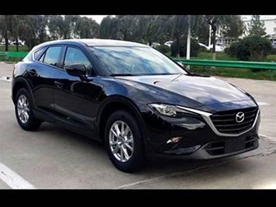 新世代跨界休旅Mazda「CX-4」將於2017年「限區」上市,「2.5L」SKY-G汽油渦輪引擎亦可能入列!