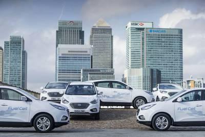 處處衝著Toyota來,Hyundai也要推出專屬燃料電池車,可能走SUV路線